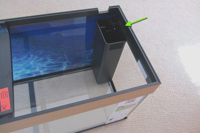 Mein 180 l aquarium seit 2014 kleines meerwasseraquarium for Aquarium innenfilter